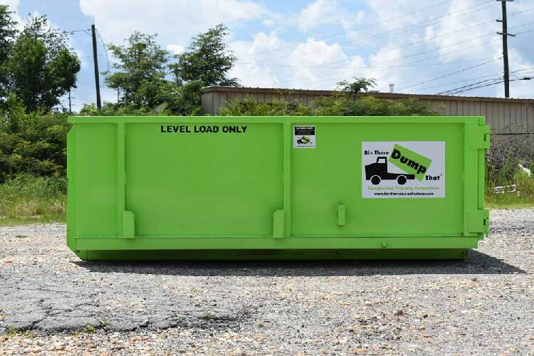 Residential Dumpster Rental News